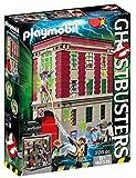Playmobil- Ghostbusters-Caserma Giocattolo, Multicolore, 9219