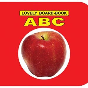 ABC Lovely Board Book
