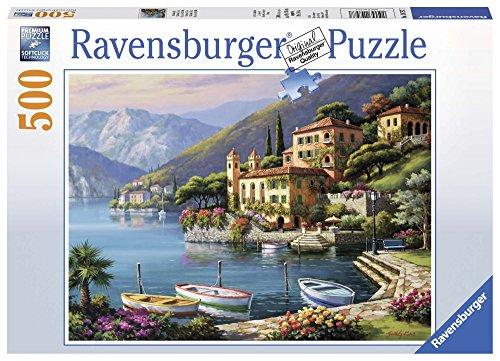 Ravensburger Italy 14797 Vista su Villa Bella Puzzle 500 Pezzi