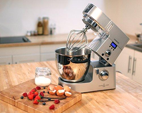 Kenwood Cooking Chef - Pétrisseuse planétaire Pétrisseuse Standard