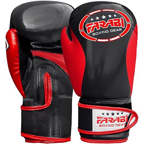 Farabi Junior Starlux kids Boxing MMA Muay Thai Kickboxing sacco per allenamenti borsa per gli...