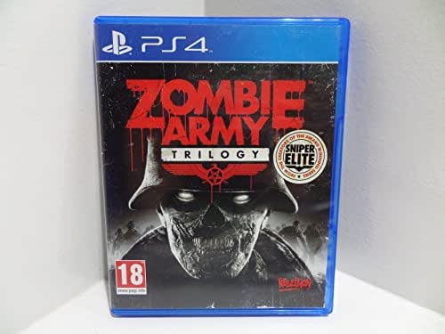 Sold Out Software Zombie Army Trilogy PS4 [ ]