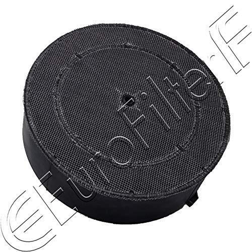 Euro Filter FKS2000 Filtro Cappa Carbone Attivo Diametro 16 cm Spessore 4,9 cm ELICA TURBOAIR FIM...