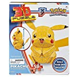 Pokemon Pikachu 3D Foam Backed Puzzle by Pikachu