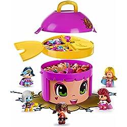 Pinypon Cubo Mix Is MAX Edición Limitada de Superhéroes (Famosa 700013570)