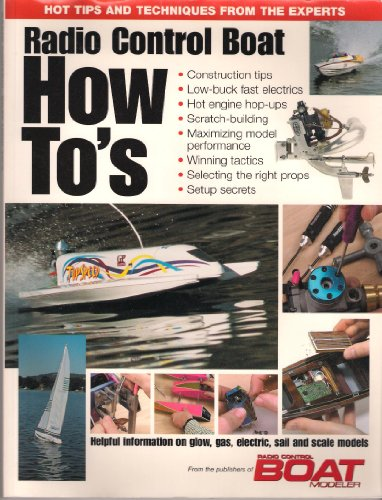 Radio Control Boat How-To's