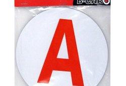 Disque A conducteur débutant magnétique : B-car Meilleure offre de prix