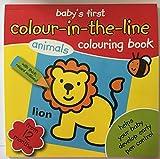 Range Wholesale Mi Libro para Colorear de Bebé Primero Libro para Colorear Color en la Línea de 12 Meses+