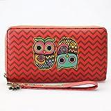 Chumbak Women's Owl Wallet