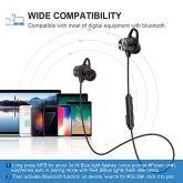 Auriculares-Inalambricos-BluetoothAuriculares-Deporte-Calidad-de-Sonido-HiFi-Cascos-Bluetooth-Magnticos-8-Horas-batera-Anti-Sudor-CVC60-Reduccin-de-Ruido-Apto-para-xiaomi-iPhone-iPad-mi-Band