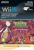 Pokémon Donjon Mystère : Equipe de secours rouge [Nintendo Wii U - Version digitale/code]