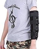 Filfeel Appui-coude, Respirant Style Hiver, attelle de Bras, stabilisateur de Fracture, soulagement des douleurs articulaires, Protecteur...