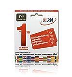 ORTEL Mobile Prepaid SIM