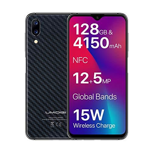 "UMIDIGI One Max Smartphone, 6.3"" 4G Téléphones Portables..."