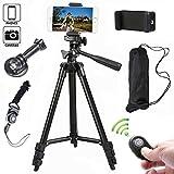 Portable Trépied Appareil Photo Trepied Camera iPhone avec Support et...