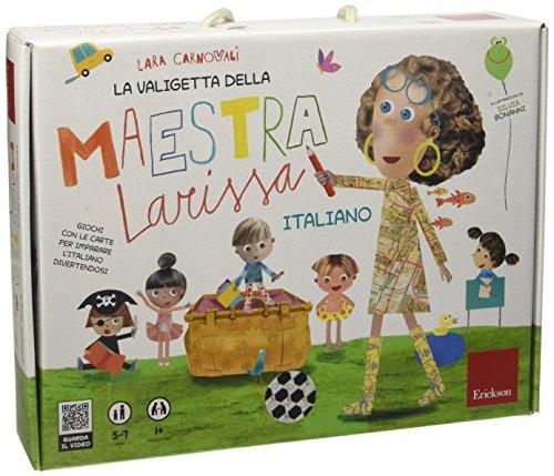 La valigetta della maestra Larissa. Italiano