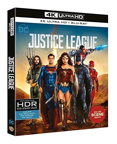 Justice League (4K+Br)