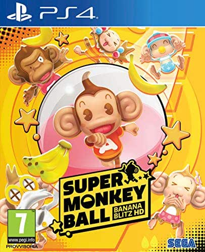 Giochi per Console Sega Super Monkey Ball Banana Blitz HD