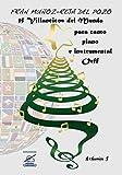 Villancicos del Mundo, vol 1: Recursos didácticos musicales para Educación Primaria, villancicos para canto, piano e instrumental Orff