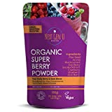 Next Gen U | Organic Super Berry Powder 150g | Featured in The Vegan Magazine | Free eBOOK On Purchase | Vegan Detox Superfood Berries Smoothie Blast | High in Antioxidants 8 High Quality Superfoods