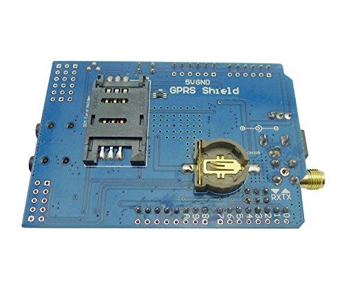 5137E1u6fBL - Aihasd SIM900 gsm GPRS Module Quad-Band Development Board Wireless Data for Arduino Raspberry Pi