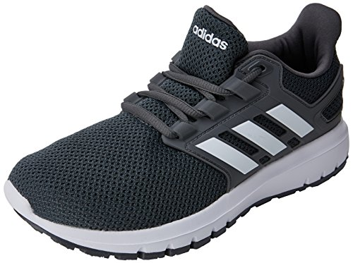 adidas Damen Energy Cloud 2.0 Laufschuhe Grau (Grey Five/Footwear White/Carbon 0) 38 EU