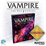 Modiphius Entertainment Vampire: The Masquerade 5th Ed. (Hardback, Full Color)