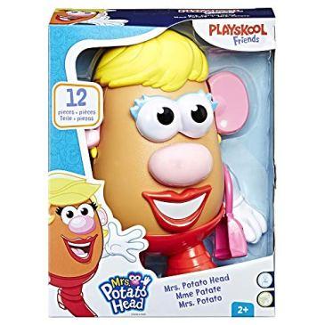 Monsieur Patate – Jouet Monsieur et Madame Patate – Jouet enfant 2 ans – La Patate du film Toy Story – Jouet 1er age