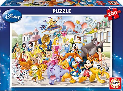 Educa- Disney Puzzle, Colore Various, EB13289