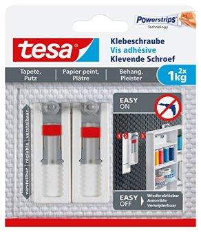 tesa-Verstellbare-Klebeschraube-fr-Tapeten-und-Putz-Haltekraft-bis-zu-1kg