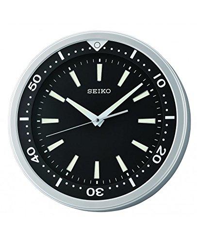Seiko QXA723A - Orologio da Parete con lancetta dei Secondi in Lumibrite