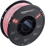 AmazonBasics Filament PETG pour imprimante 3D 1,75 mm, Rose, Bobine 1 kg