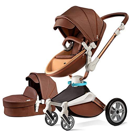Hot Mom passeggino per bambini marrone 2019,Marrone