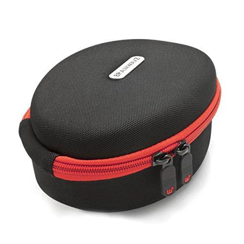 Brainwavz Large Hard Headphone Case - Suitable for Most Headphone Sizes (Headphone-Oval)