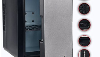 Mini Kühlschrank Oder Kühlbox : Klarstein mks 5 mks 8 mini kühlschrank getränke kühlschrank minibar