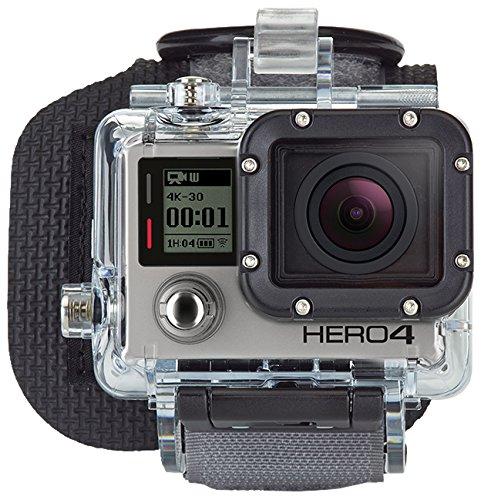 GoPro HERO3 Wrist Housing - Muñequera para videocámaras GoPro, negro