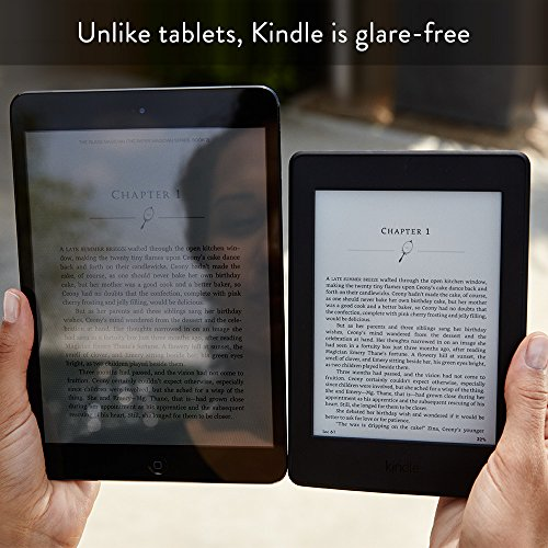 """Kindle Paperwhite (7th gen), 6"""" High Resolution Display with Built-in Light, 4GB, Wi-Fi 8"""