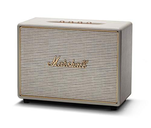 Marshall Woburn Multi-Room Wi-Fi und Bluetooth Lautsprecher - beige (EU)