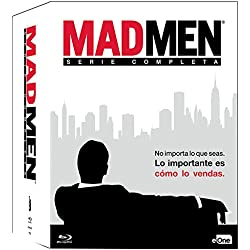 Pack Mad Men - Serie Completa [Blu-ray]