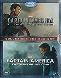 CAPTAIN AMERICA 1 & 2 (Il Primo Vendicatore + The Winter Soldier) (Ed. Italiana Limitata 2 Blu-ray)