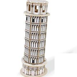 Adatto ai bambini per giocare creativo 3D puzzle di costruzione in legno giocattolo di apprendimento