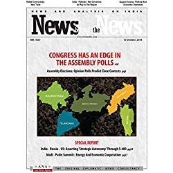 News Behind The News (NbN): Weekly News and Analysis on India, 15 October 2018