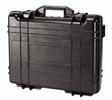 B&W Outdoor Cases 48 SI - Maletín (inserto de espuma), color negro