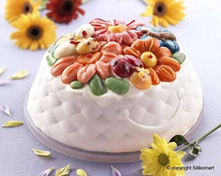 Silikonbackform-Springlife-Cake-SFT322
