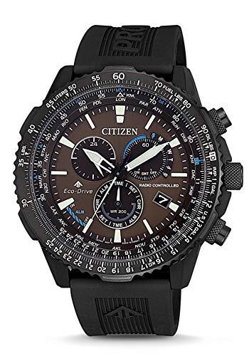 Citizen Promaster Sky Eco-Drive Herren-Funkarmbanduhr CB5005-13X