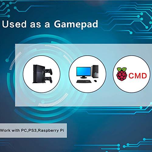 SeeKool Pandora 11 Console de Jeux vidéo Arcade, 2255 en 1 Console de Jeux vidéo HD Retro, Commandes de Jeu à 2 Joueurs Double Stick Arcade ... 25