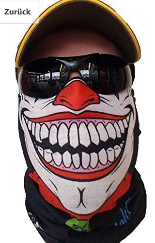 Salt Armour 'Original SA Company dagli USA Clown Maschera Foulard sciarpa tubo panno protezione dal...