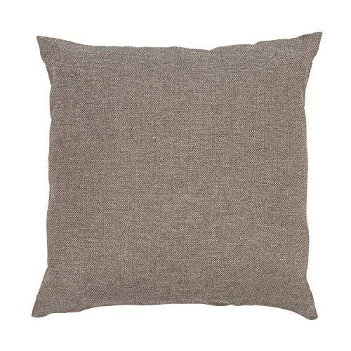 blumfeldt Titania - Cuscini, Materiale: 100% Poliestere Tessuto 220 g/m², Idrorepellente, Rivestimento Adatto per Lavaggio a Mano, Accessori, Marrone