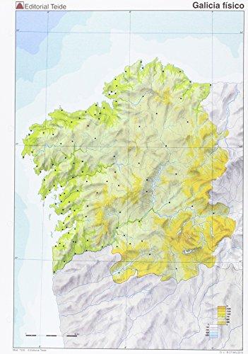 Galicia físico 4+0 - 9788430772308