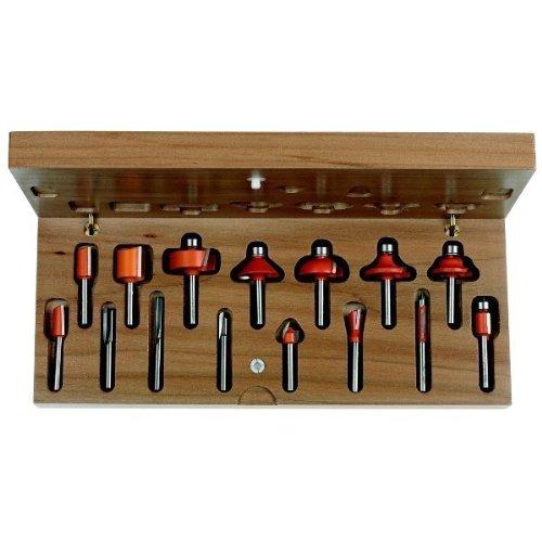 CMT Orange 800,001.00 Tools-Set 15 diritte, fragole perf. s 6,35 hm dx